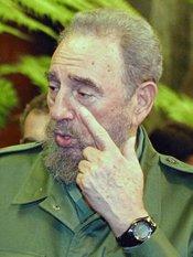 Ephémérides du mardi 13 août Cuba.FidelCastro.01