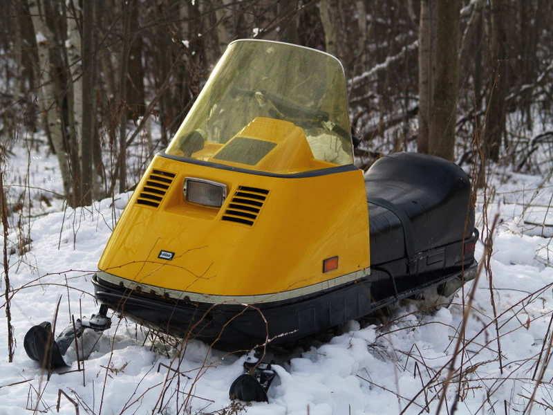 Aérodynamisme  Ski-doo5