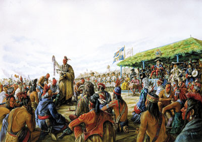 Tourblanche du Quebec Ceremonie12