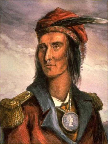 TECUMSEH, SHOOTING STAR Tecumseh022