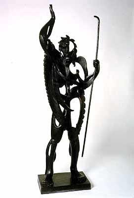 Dec  232 s de Pablo Emilio Gargallo Catal  225 nPablo Gargallo Sculpture
