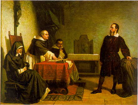 Mais enfin, puisqu'il le dit ! Galileo_facing_the_roman_inquisition1