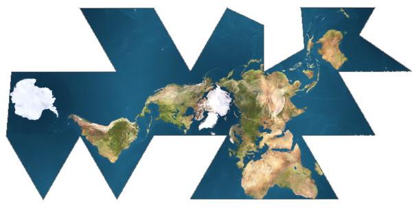 Carte Du Monde Realiste.Une Representation Faussee Du Monde La Vraie Taille De L Afrique