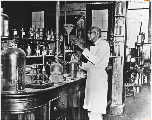 a biography of george washington carver an inovator During the last two decades of his life, carver seemed to enjoy his celebrity  status he was often on the road promoting.