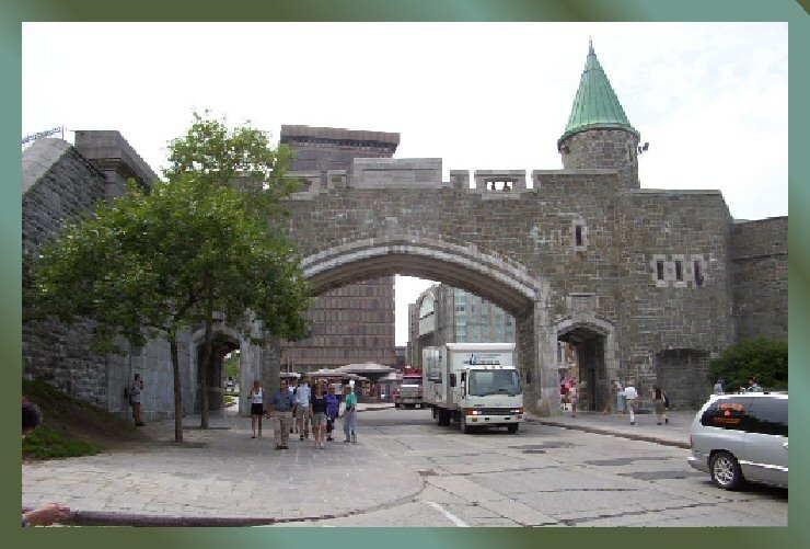 Les ph m rides d 39 alcide 3 juillet for Porte quebec