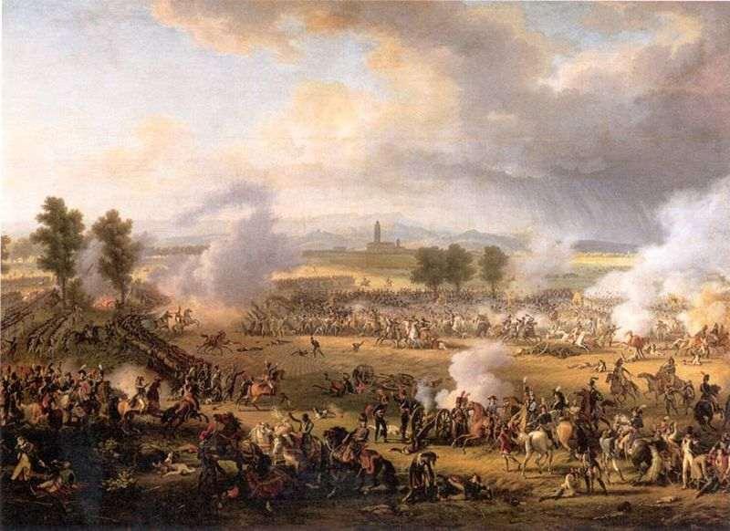 1800 victoire de bonaparte et de desaix à la bataille de marengo