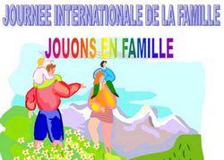 Ephémérides du mercredi 15 mai Famille1