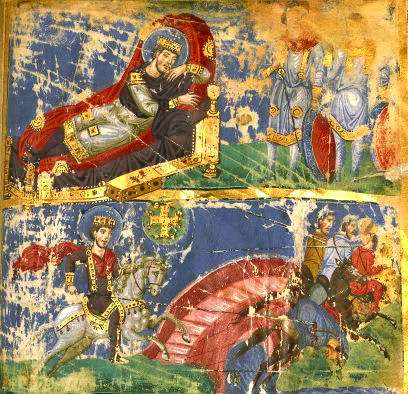 Galerius and Constantine: Edicts of Toleration 311/313