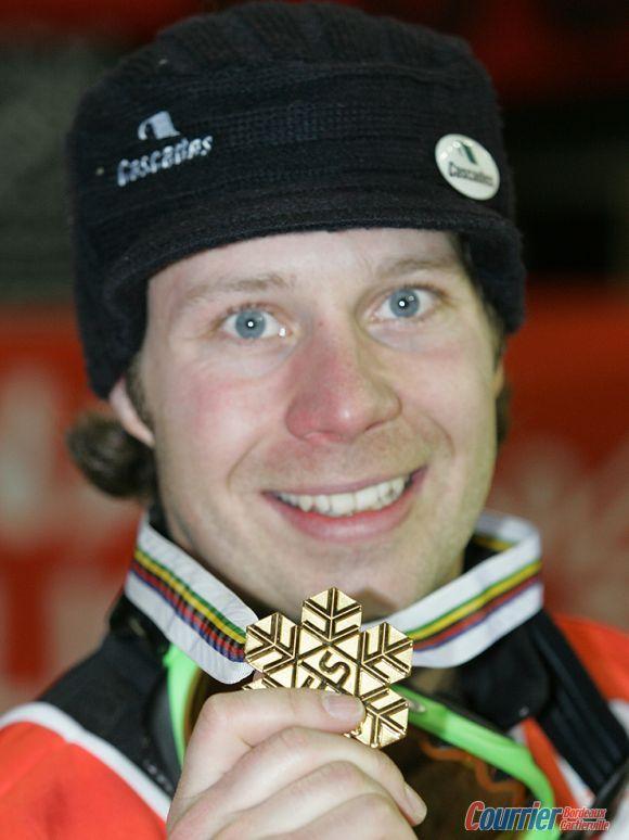 Le skieur québécois Pierre-<b>Alexandre Rousseau</b> est champion du monde, ... - Pierre_Alexandre_Rousseau