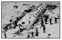 Ephemeride Du 13 Octobre Crash Avion Andes India