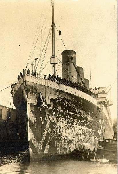 Queen Mary Engine Room: Les éphémérides D'Alcide 3 Octobre