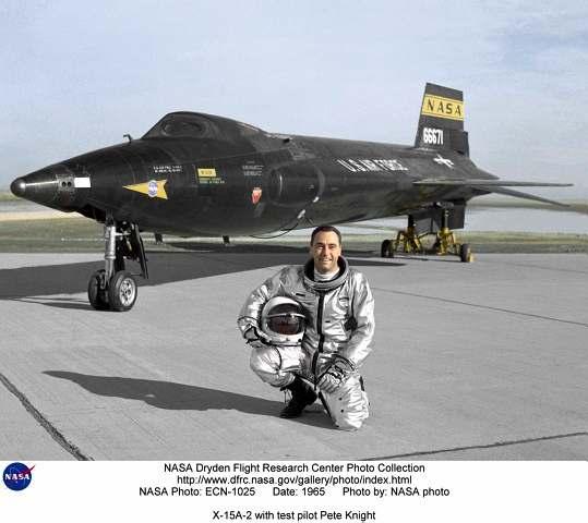 Record de vitesse avion