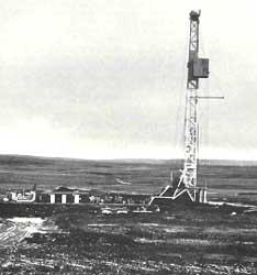 Ephémérides du 1er septembre  Drilling