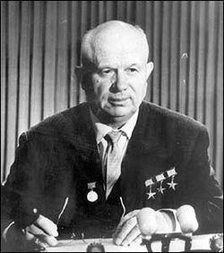 nikita khrushchev from within