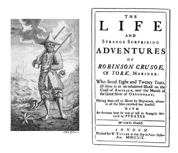 Ephémérides du 1er septembre  Robinson_cruose_1719_1st_edition3